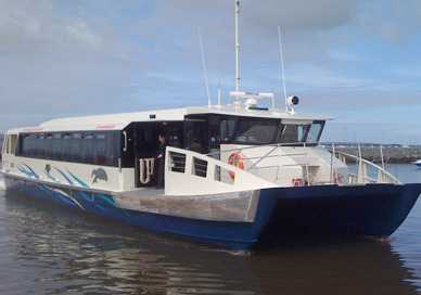 Go Card and Southern Moreton Bay Islands with TransLink