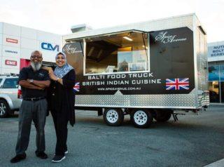 Spice Avenue Balti Food Truck